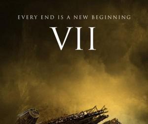 Fanowski plakat Star Wars Epizod VII