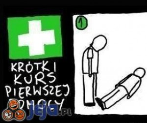 Kurs pierwszej pomocy