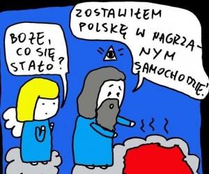 Oto powody upałów w Polsce
