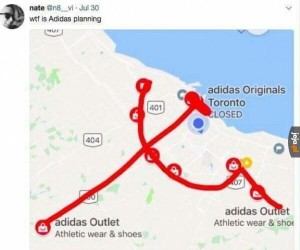 Co ten Adidas planuje?