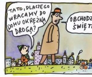 Świętowanie po polsku
