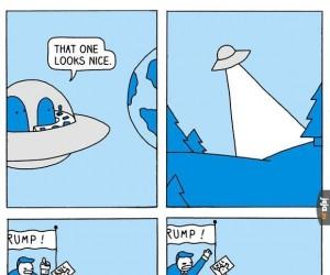 Przybysze z kosmosu