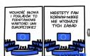 Hipokryzja poziom: UE