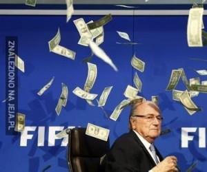 Taka tam, konferencja FIFA