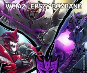 Wciąż lepszy boyband
