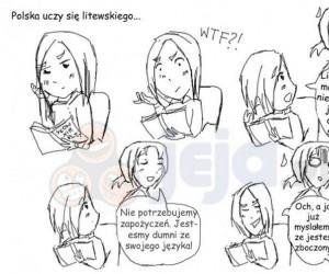 Nauka litewskiego