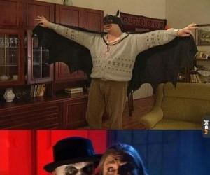 Jaki kraj taki Batman... i Joker