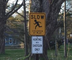 Uwaga, dzieci!