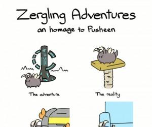 Przygody Zerglinga