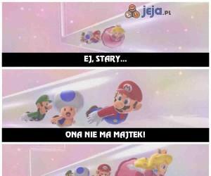 Tymczasem w świecie Mario