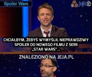 Spoiler Wars - dołącz się do zabawy!