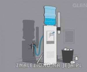 Jak naprawdę wygląda automat z wodą mineralną w biurze?