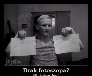 Brak fotoszopa?