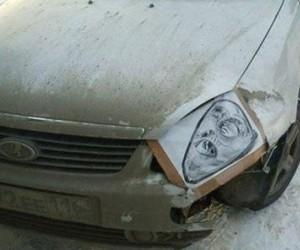 Jak naprawić światła w samochodzie?
