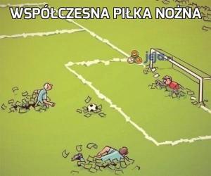 Współczesna piłka nożna