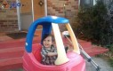 Pojazd Batmana dla dziecka