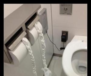 Kiedy nuda w toalecie