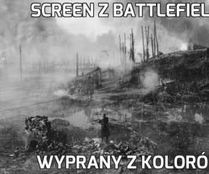 Screen z Battlefield 1