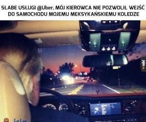 Chamski Uber