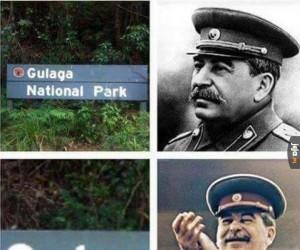Narodowy Park Gułagowy