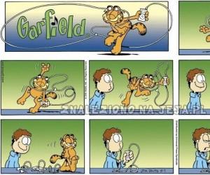 Garfield i MP3