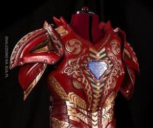 Epicka zbroja Iron Mana