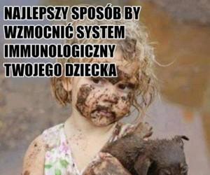 Sposób na wzmocnienie systemu immunologicznego