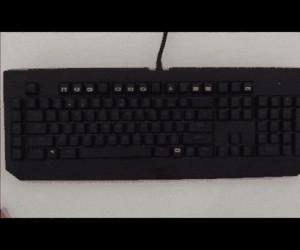 Oczoje*na klawiatura