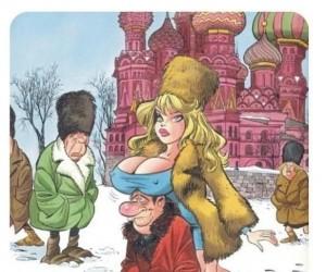 Rosyjska czapka