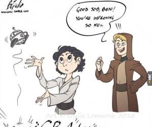 Dobra robota, Ben!