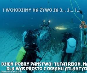 Podwodne wiadomości