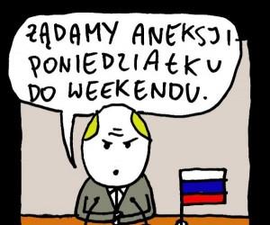 Aneksja poniedziałku!