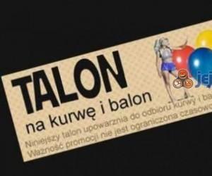 Talon na...