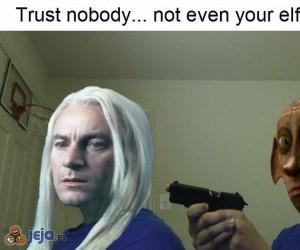Nie ufaj nikomu