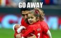 Suarez przerzucił się już na dzieci