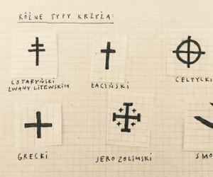 Rodzaje krzyży