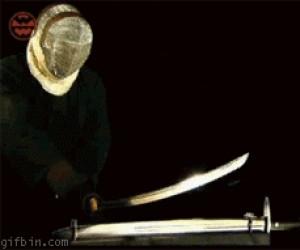 Czyżby ten miecz był z amelinium?