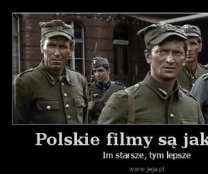 Polskie filmy są jak wino