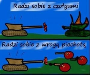 Logika w Battlefieldzie