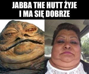 Jabba żyje!