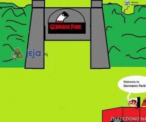 Witamy w Germanik Parku