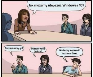 Jak możemy ulepszyć Windowsa 10?