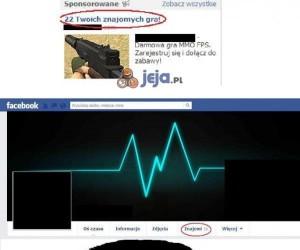 Reklamy gier na Facebooku