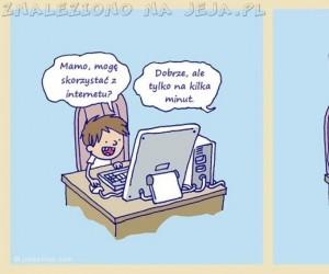 Korzystanie z internetu