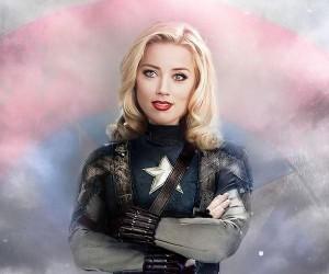 Postacie z Marvela w żeńskich wersjach