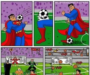 Mecz bohaterów