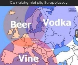 Czechy...