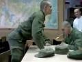 Typowa zabawa w wojsku