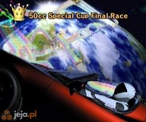 Najtrudniejsza trasa w Mario Kart
