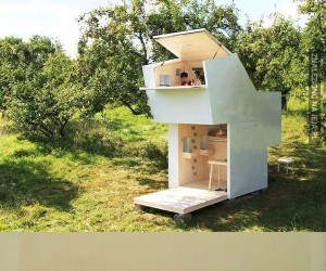 Kompaktowy domek